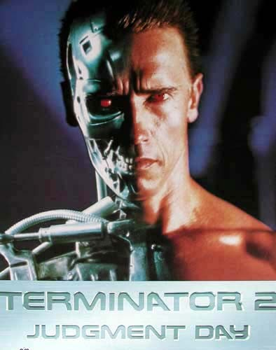 Poster Terminator 40x50 cm