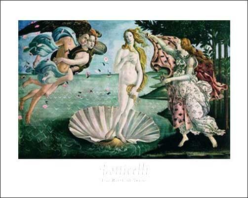 The Birth of Venus *
