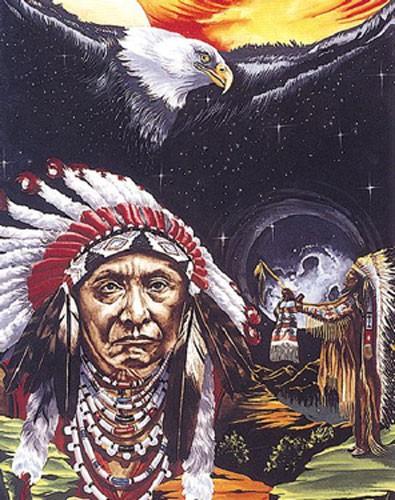 Bald Eagle Chief