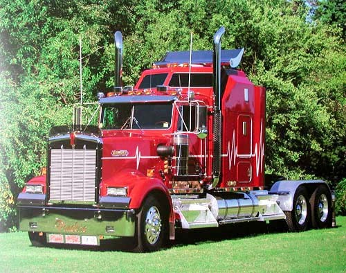 Kenworth by Richard Stockton