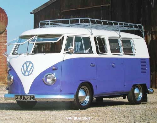 VW Bus 1965 *