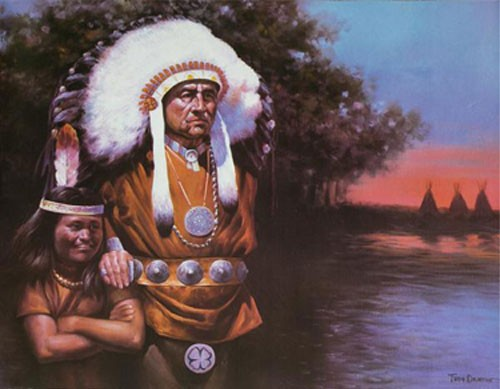 Chief and Son