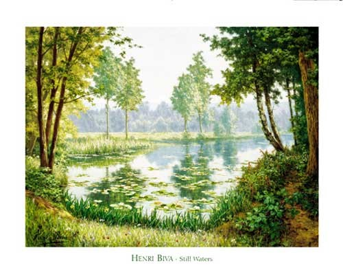 Still Waters by Henry Biva