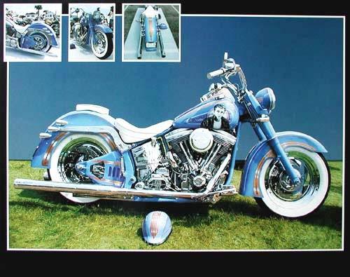Motorrad James Dean