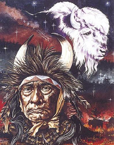 White Buffalo Chief