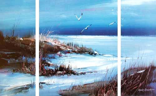 Am Ufer by Mark Abrahms