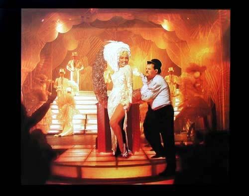 Cabaret - Marilyn Monroe und Hardy Poster 40x50