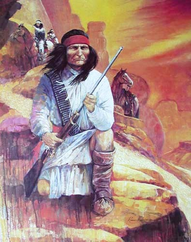 Geronimo by Ruane Manning*