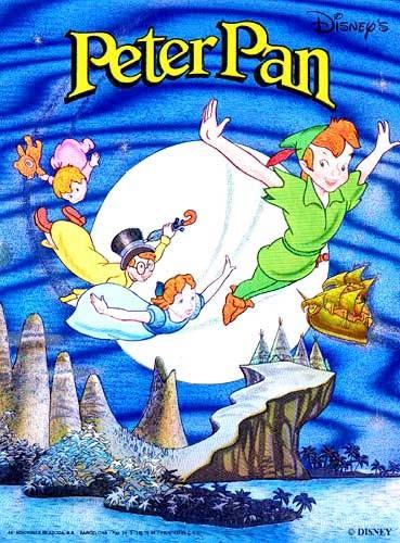 Peter Pan Bild