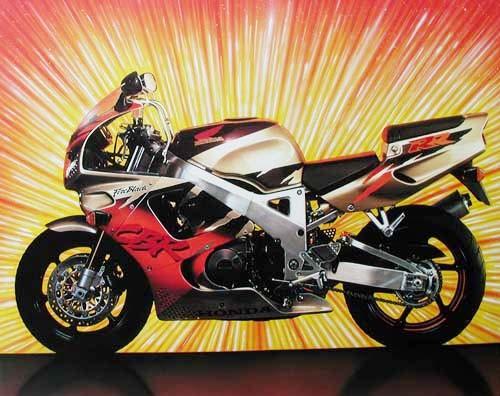 Honda Fire Blade CBR