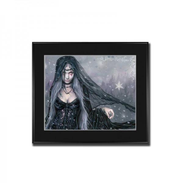 Winter Gothic Victoria Frances Wandbild Bild