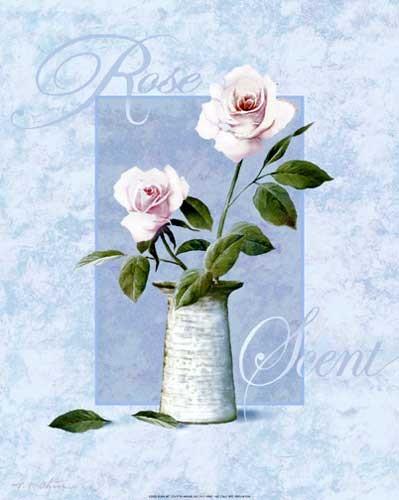 Blumen, Rose Scent