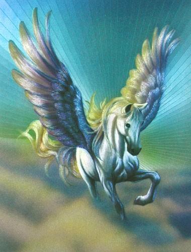 Pegasus by Kirk Reinert