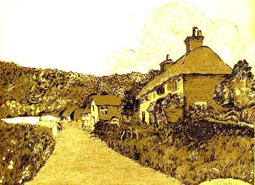 Bauernhäuser by Dale gold
