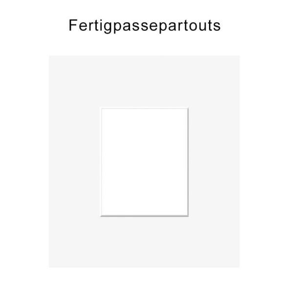 Fertig-Passepartouts in vielen Formaten online kaufen