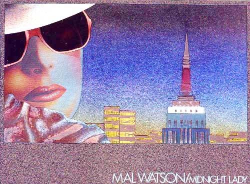 Midnight Lady by Mal Watson
