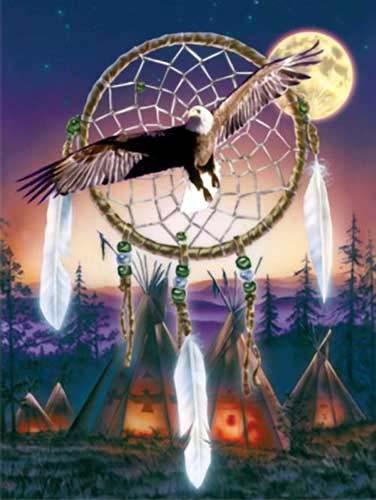 "Dreamcatcher ""Eagle Dream"" by David Penfound"