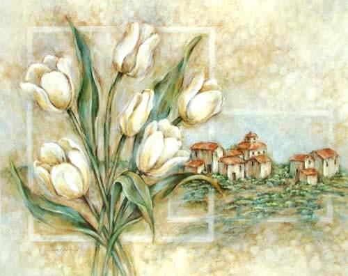 Tulpen in Toskana by Judi Kaufman *