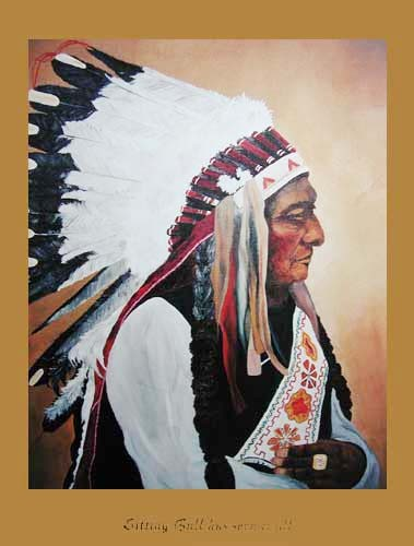 Sitting Bull Has Seen It All