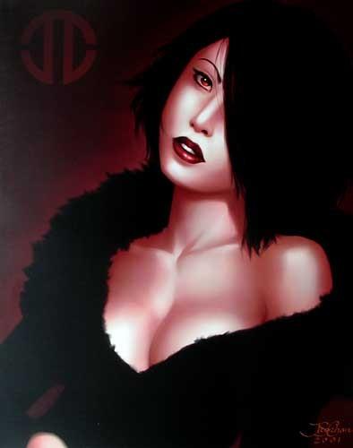 Vampirin by Jason Chan