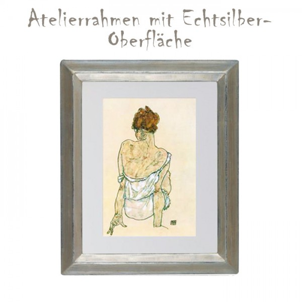 Echtsilber-Rahmen 50x60 cm