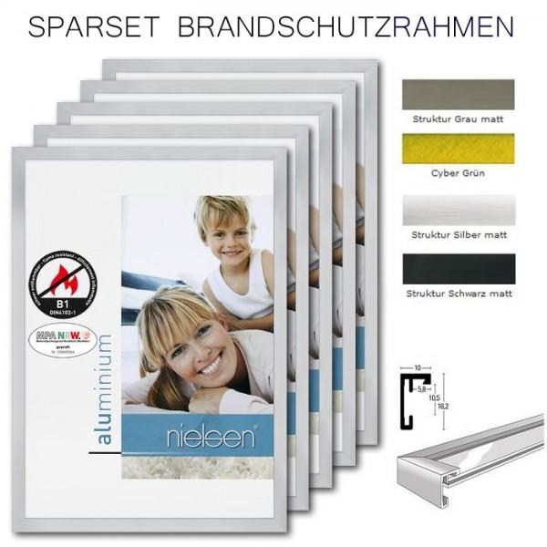 Nielsen Brandschutzrahmen DIN A4, C2
