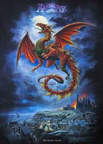The Whitby Wyrm