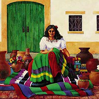 Mexikanische Kunst