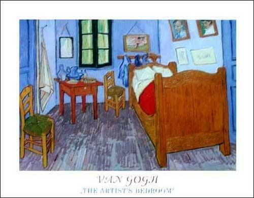 The Artist`s Bedroom *