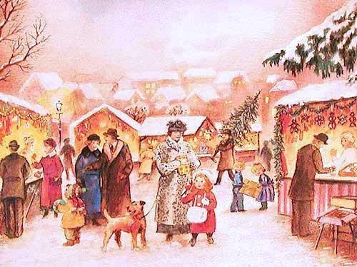 Weihnachtsmarkt IV
