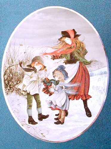 Winter Friends by Anne Grahame Johnstone