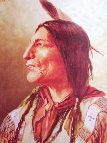 Chief Wolf Robe