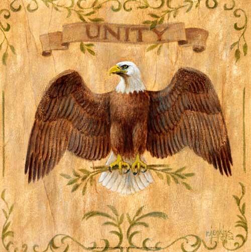 Adler Einheit Poster