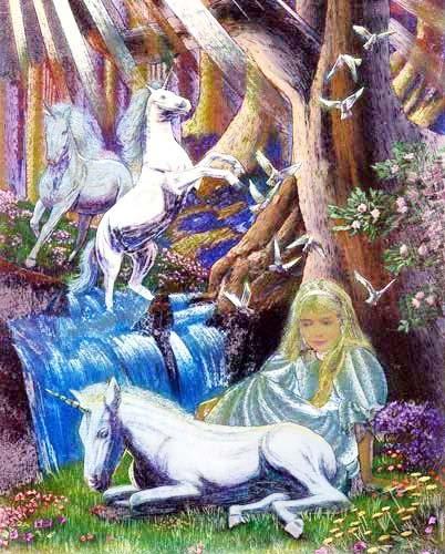 Einhorn Prinzessin