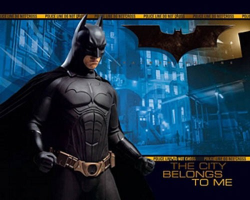 Batman, The City Belongs to Me