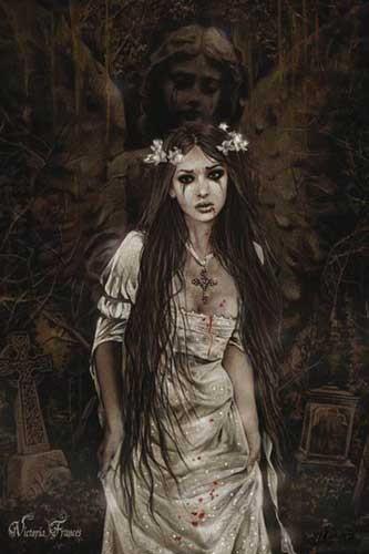 Anatheme Victoria Frances Poster