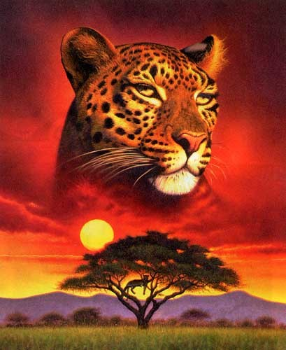 Leoparden, Astral Leopard*