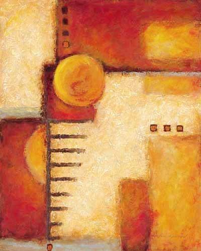 Abstracto IV by Judi Kaufman*