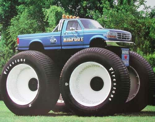 Big Foot 1993 Ford