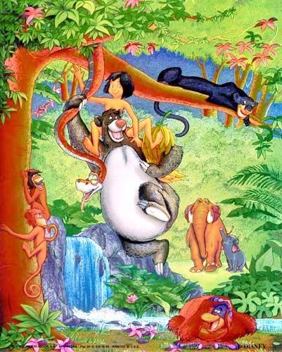 Dschungelbuch Bild