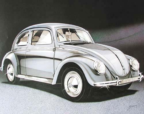 VW Käfer by Simons