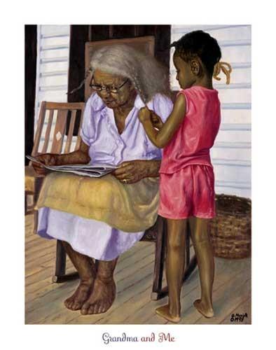 Grandma und Me