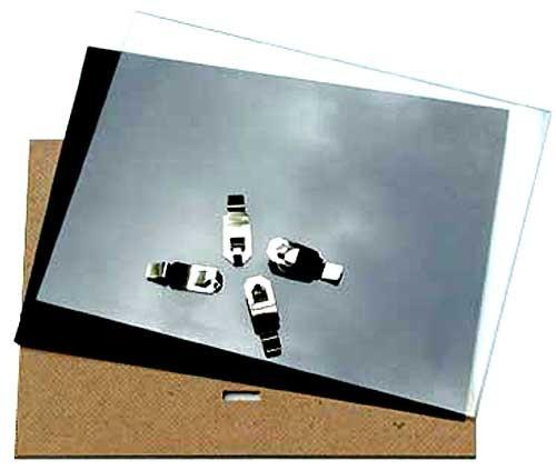 Rahmenloser Bilderhalter 18x24 / 24x18 cm, Cliprahmen