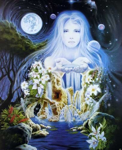 Poster Enchanted Pool