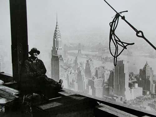 New York, Arbeiter