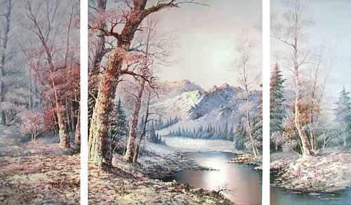 Landschaft by Mark Abrans