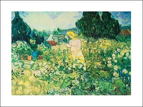 Mile Gachet in the Garden *