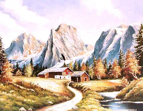 Alpen by Ash