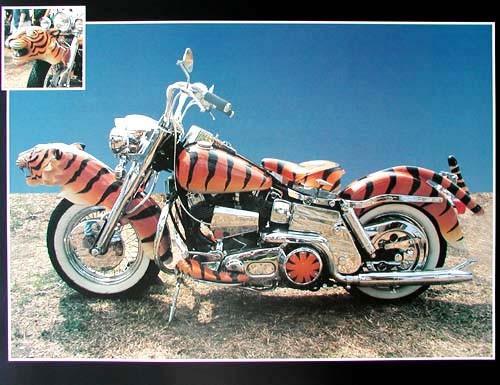 Bike Tiger