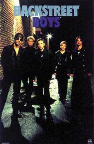 Backstreet Boys, Street Light